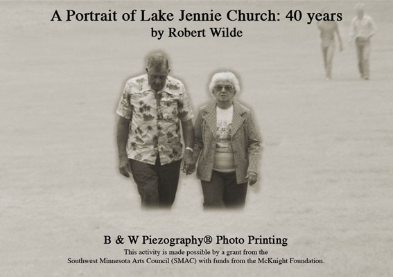 A Portrait of Lake Jennie Church photos by Robert Wilde